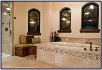 11 Cool Mediterranean Style Bathrooms - Home Building ...