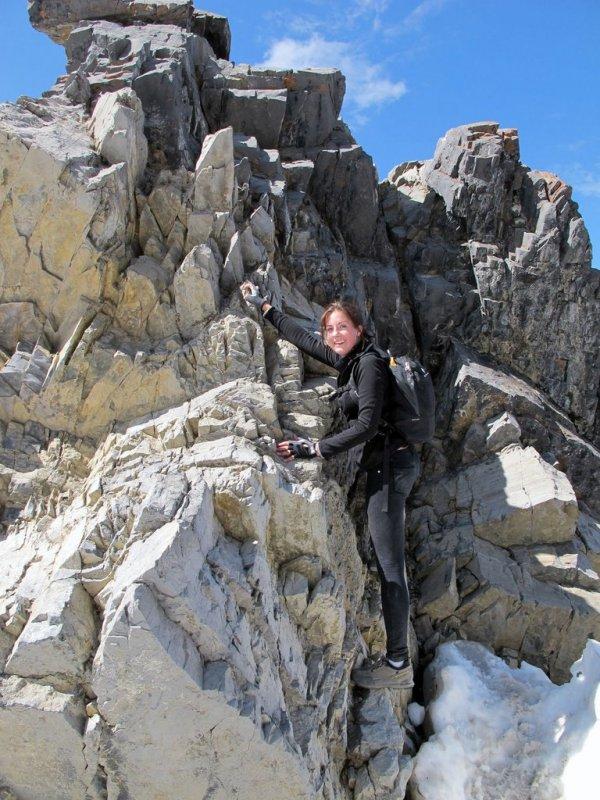 Mount Borah IDAHO A Climbing Guide