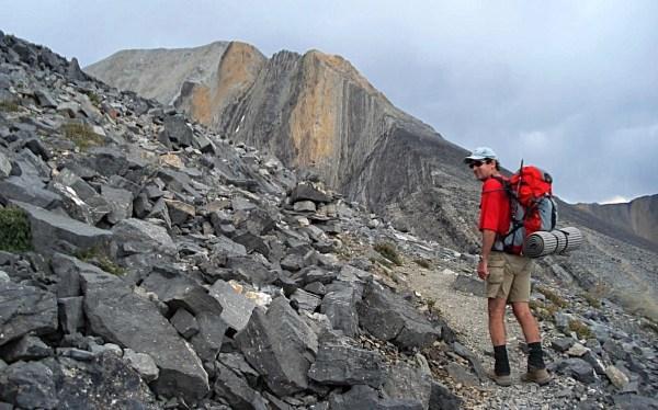 High Route Mount Borah Regret Peak Pat