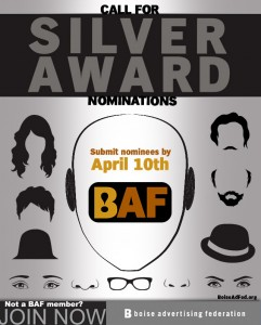 Call for Nominations: Silver Medal Award