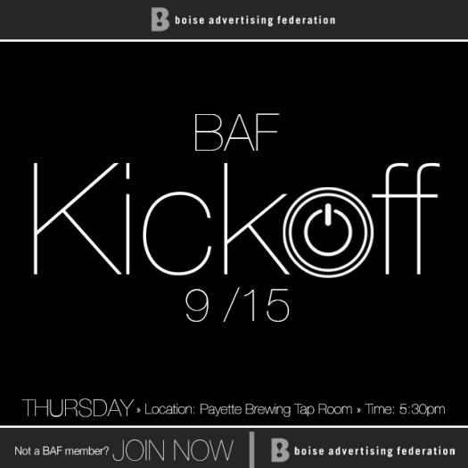 BAF Kickoff Event