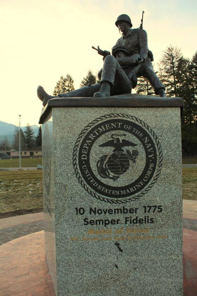 The Lincoln County Veterans Memorial Foundation Idaho