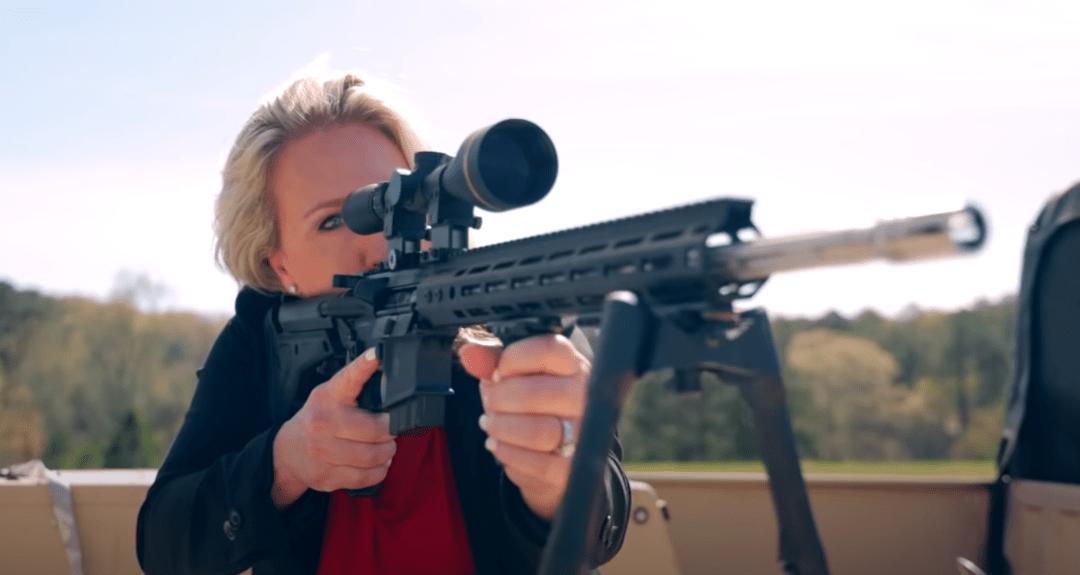 'The Truth About Guns' Attacks Congresswoman Greene!