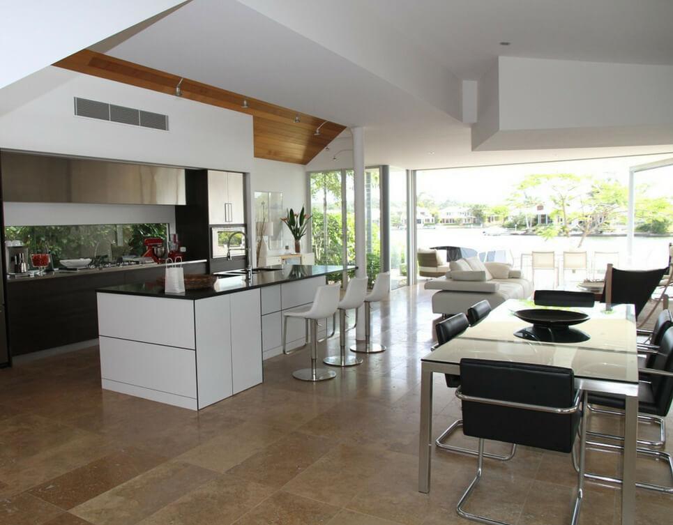 Cucina salotto open space, tutte le idee e foto per arredare ed. Arredare Cucina E Soggiorno In Un Unico Ambiente I Nostri Consigli