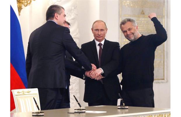Buutin& Crimea politiN