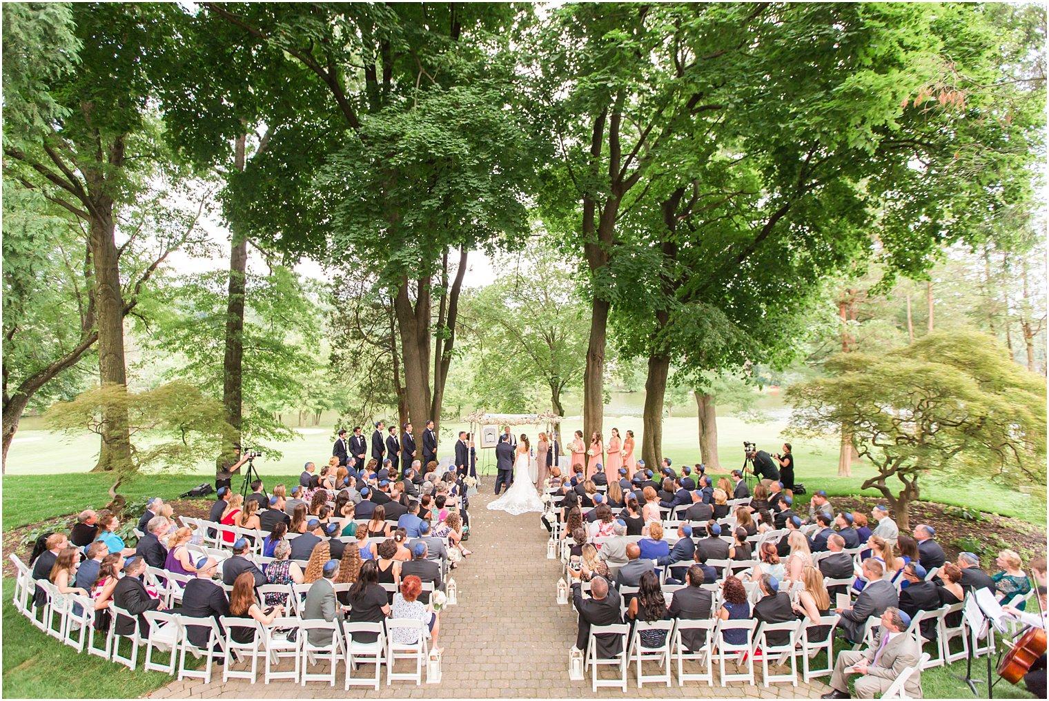 Ramsey Country Club Wedding Photos Bonnie And Evan
