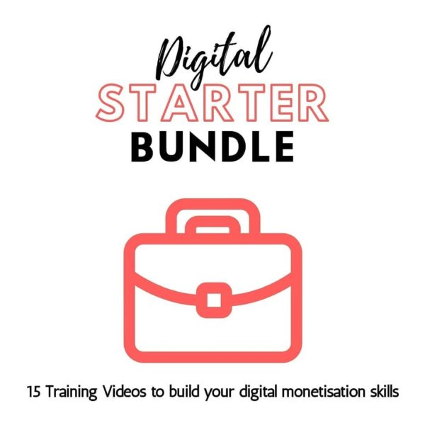 digital starter bundle idarenotdread