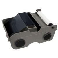 HID Fargo DTC400/400e Premium Black (K) Printer Ribbon