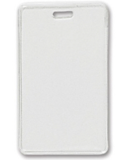 Vertical Proximity Card Badge HolderBox of 100