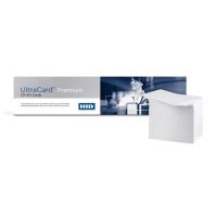 UltraCard Premium - CR80 30 mil, w/HiCo Magnetic Stripe