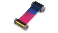 HID Fargo HDP600 YMCKH Color Ribbon,  400 Passes