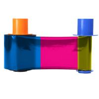 Fargo DTC5500LMX YMCKO Half Panel Full Color Ribbon