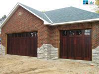 Custom Wood Garage Doors: 7 Series   IDC-Automatic
