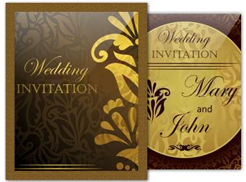 Wedding Card Maker Creates Marriage Invitation Cards