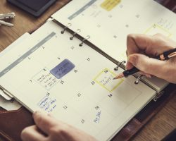 Calendar Appointment Memo Schedule Diary Concept