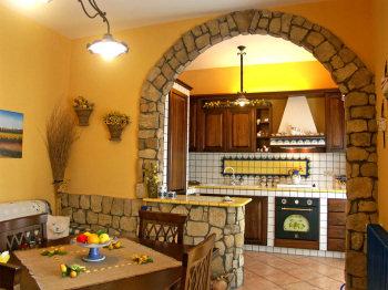 Arredare casa con lo stile rustico