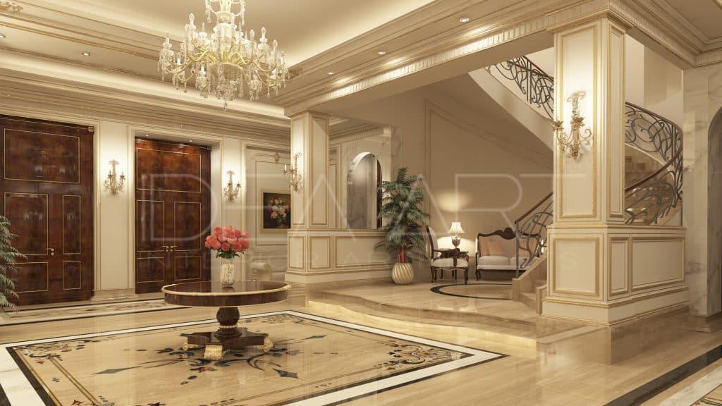 A Al Fardan Residence Interior Design Sharjah  Portfolio