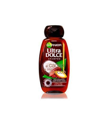 Ultra Dolce Shampoo al Cacao e Olio di Cocco 250 ml  Idea