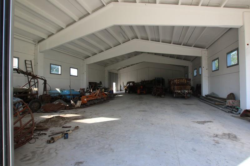 CAPANNONE IN VENDITA A MIRANDOLA – LOC. QUARANTOLI – RIF 039_5