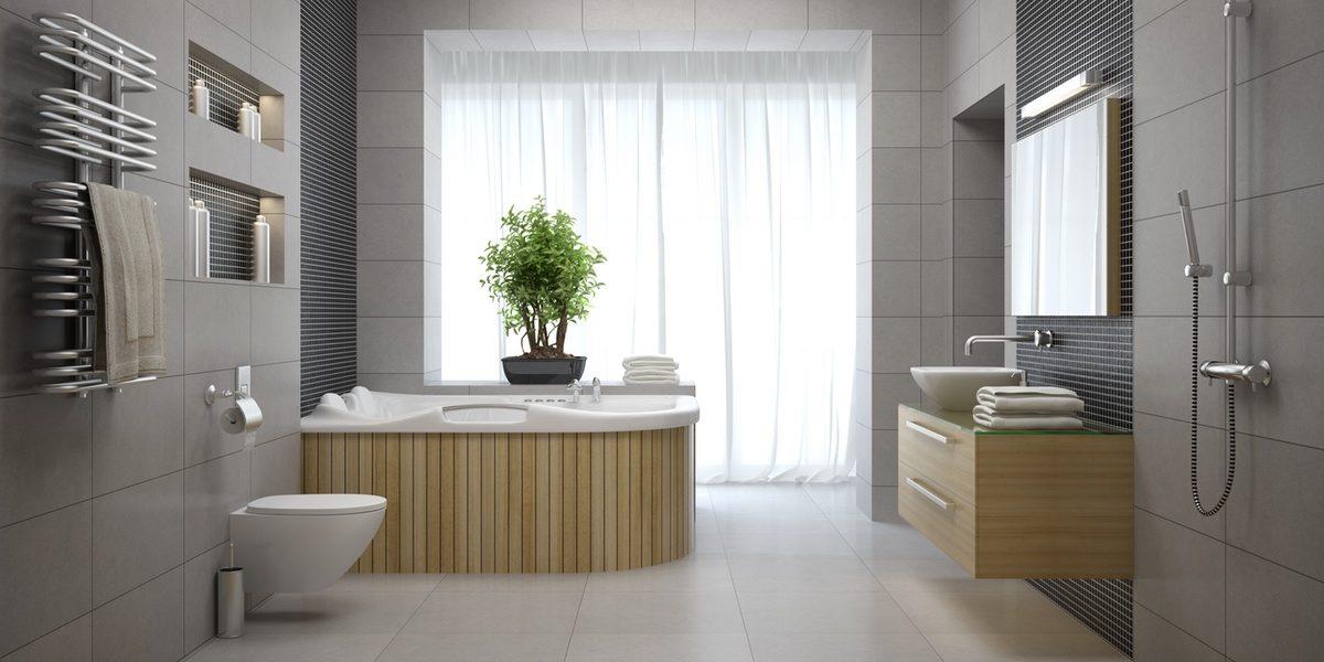 Bagno Moderno Idee Per Arredare Il Bagno  Idea Casa Plan
