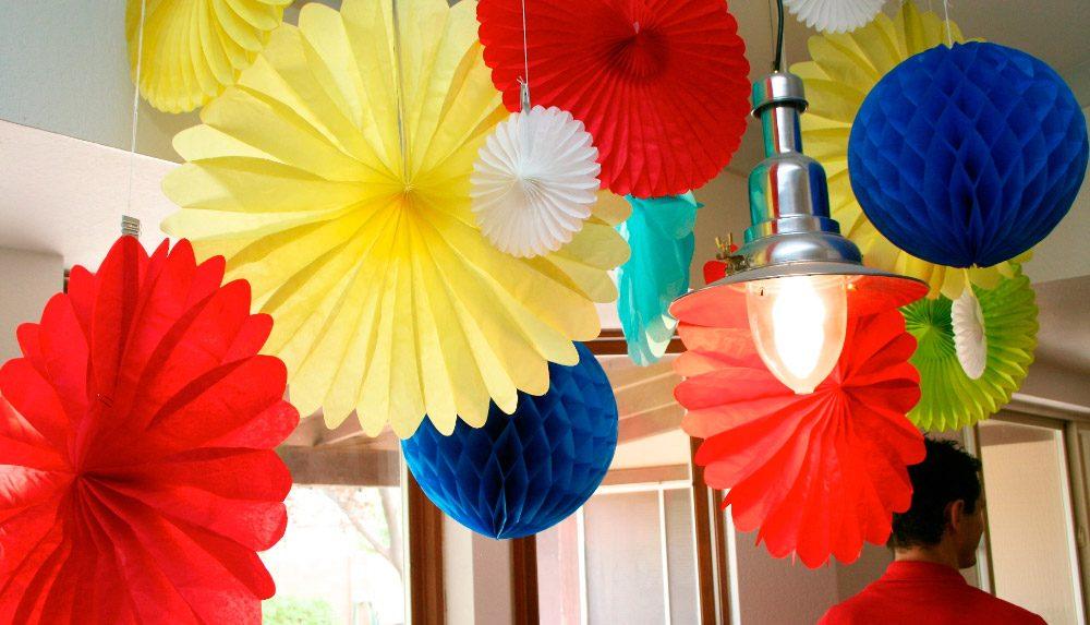 Luces para decorar fiesta de cumpleaos  Imgenes y fotos