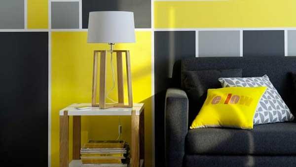 Arredare con il giallo Un colpo di sole dentro casa