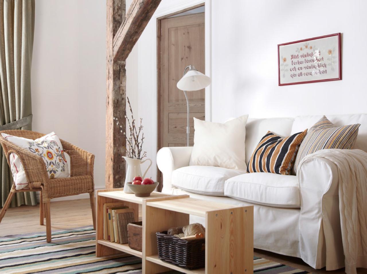 Arredare il soggiorno da IKEA ecco 24 bellissimi soggiorni