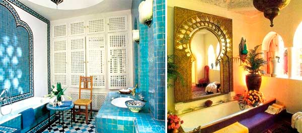 Bagno orientale 15 idee per arredare un bagno stile orientale