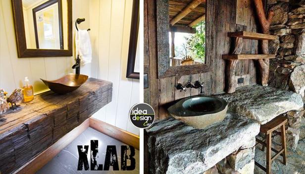 bagno stile rustico 20 idee per un bellissimo bagno rustico