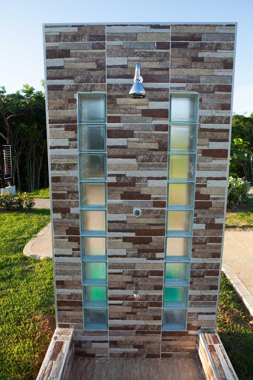 Vetrocemento 25 idee luminose per le pareti di casa con i