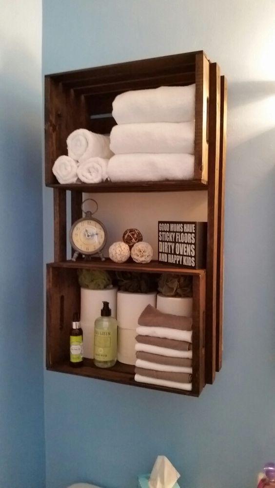 Cassette di legno per decorare casa 20 idee bellissime a cui ispirarsi