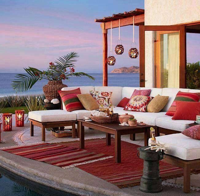 Arredare il terrazzo e il balcone Ecco 10 stili a cui