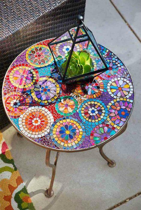 Decorazioni fai da te recuperando le ceramiche rotte 20 idee per ispirarvi