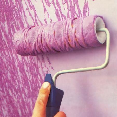 Uno dei tanti effetti pittura pareti molto facile da realizzare,. Creare Effetti Originali Con La Vernice Ecco 10 Semplici Trucchi