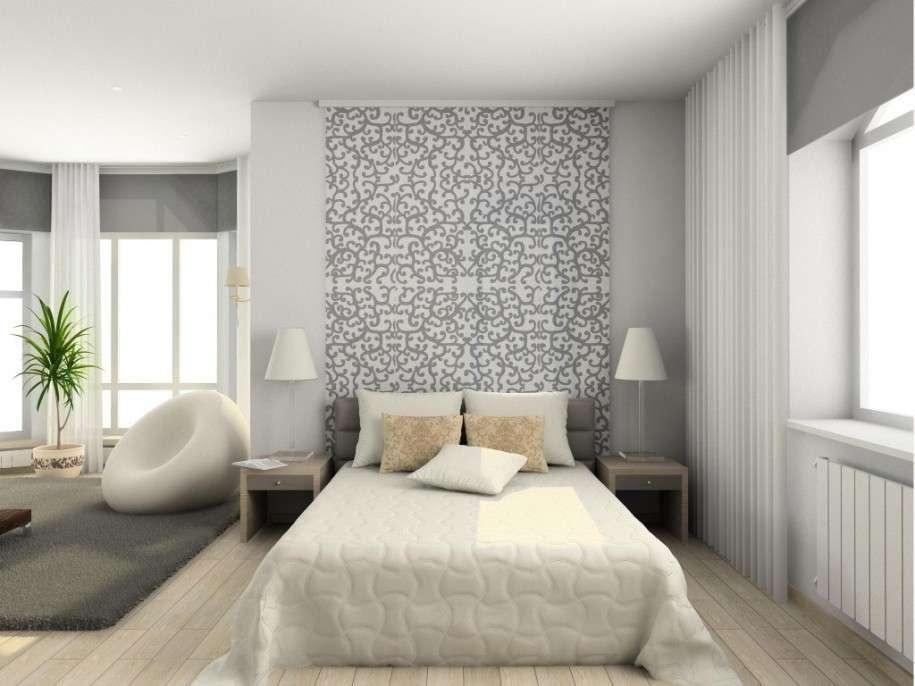 Camera da letto grigia e bianca ecco 15 idee a cui