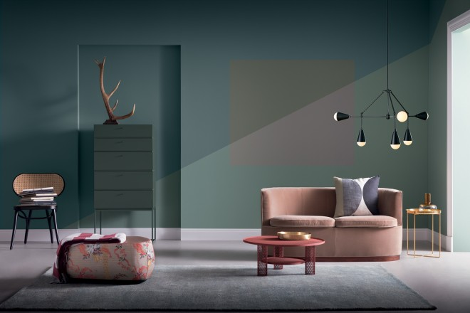 Pitture decorative sulle pareti di casa 15 idee da non