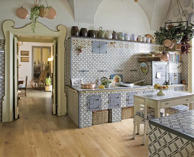 Cucine in muratura 15 idee per progettare una cucina moderna rustica country o shabby
