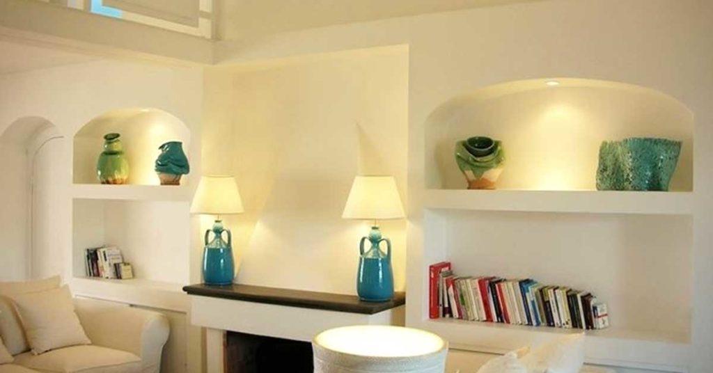 ✓ homelook.it è una grande piattaforma per interior design in italia che facilita la ricerca dei mobili,. 15 Idee Da Realizzare Con Il Cartongesso Soffitto Nicchie Mobili Parete