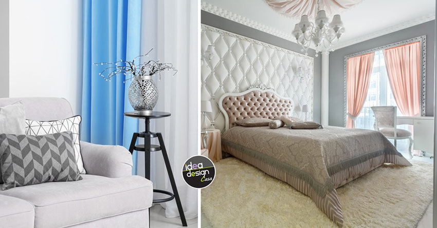 Di tende e tappeti sapranno enfatizzare il vostro arredamento classico o. Tende Moderne I Tuoi Interni Cambieranno Volto Con Queste 40 Idee