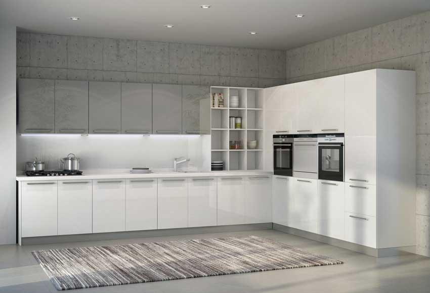 Visualizza altre idee su cucina bianca, arredamento, design cucine. La Cucina Bianca 25 Idee Moderne Per Contrastarla Con Un Tocco Di Colore