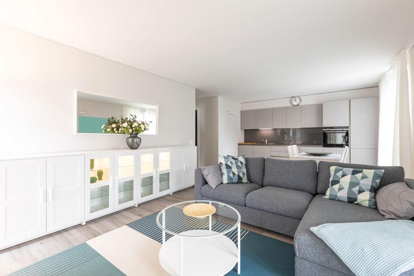 soggiorno e cucina insieme, idee per arredare. Open Space 40 Idee Per Arredare Cucina E Soggiorno In Un Unico Ambiente