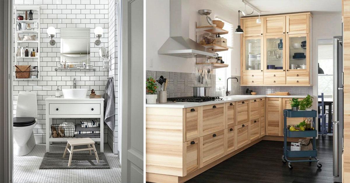 Il Meglio Del Catalogo Ikea 2020 Anteprima Cucine Bagno E