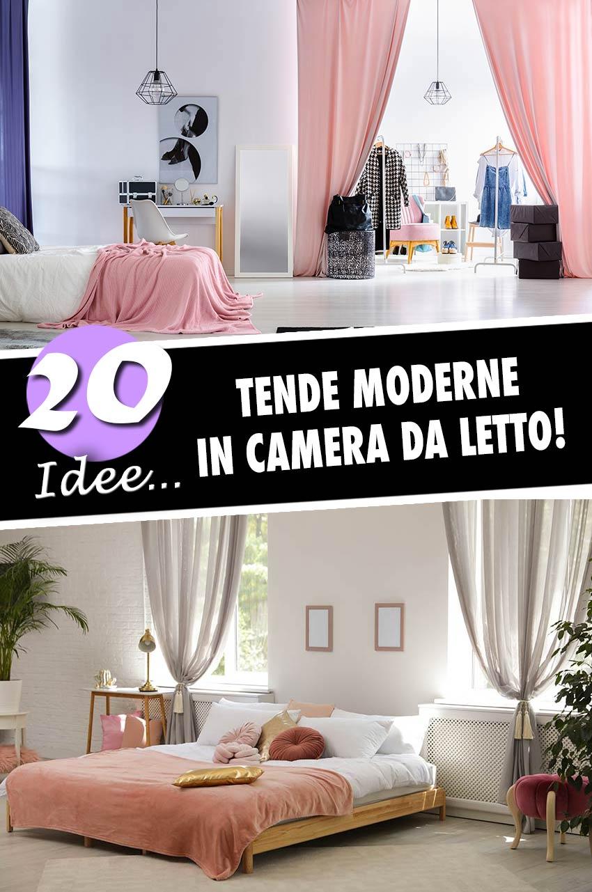 Visualizza altre idee su camera per ragazze, idee per la stanza da letto,. Tende Camera Da Letto 15 Idee Per Un Stanza Stilosa Lasciatevi Ispirare