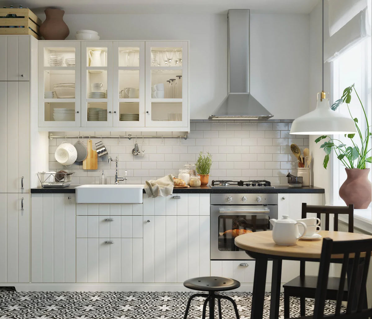 4.4 cucine shabby chic ikea. Ikea Shabby Chic Quando La Casa Veste Shabby Con Ikea
