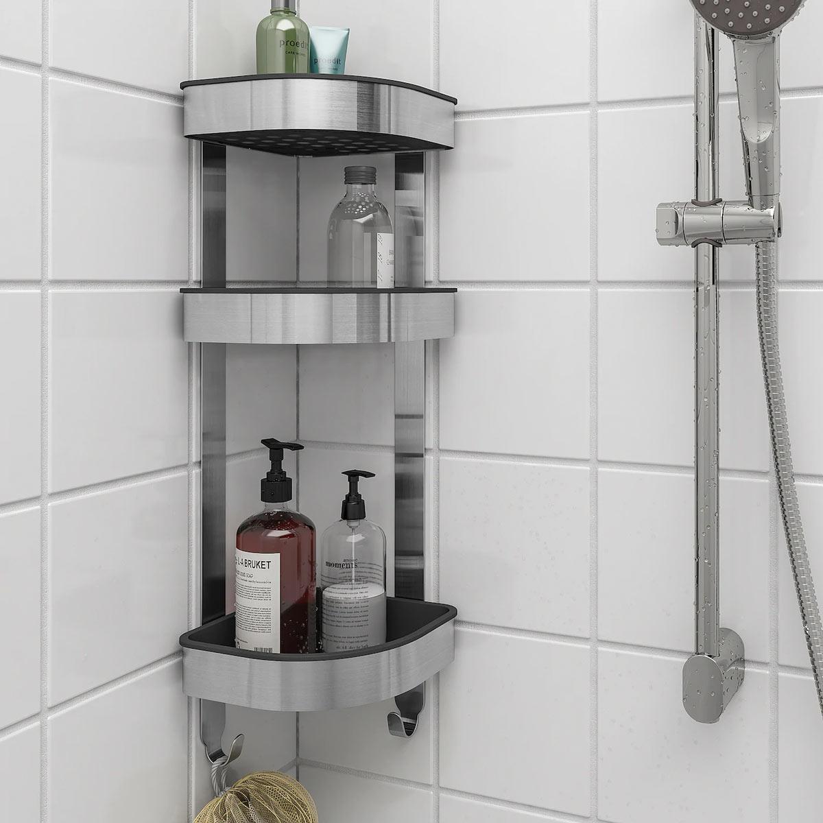 Si possono apporre delle pratiche mensole, oppure dei mobiletti da parete sviluppati in orizzontale e perfetti come complementi di arredo in cui riporre. Ikea Bagno I Mobili Del Catalogo 2020 Lasciati Ispirare