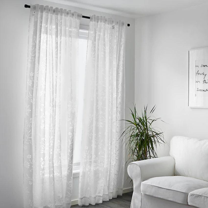 Le migliori ispirazioni per tende ikea in camera da letto. Le Tende Ikea Per La Primavera 2020 15 Ispirazioni Per Una Casa Graziosa