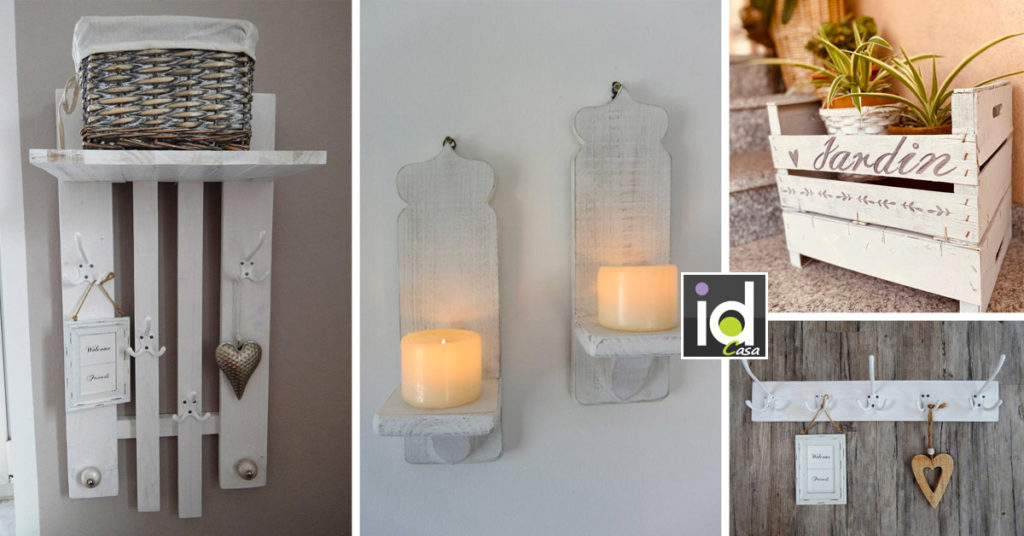 Il fai da te e il riciclo creativo ci permette di abbellire casa a basso costo. 15 Oggetti Shabby Da Realizzare Con Il Fai Da Te Ispiratevi