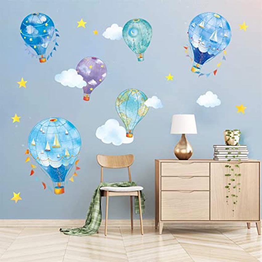 Find many great new & La Cameretta Diventa Stilosa Con Gli Adesivi Murali 13 Ispirazioni