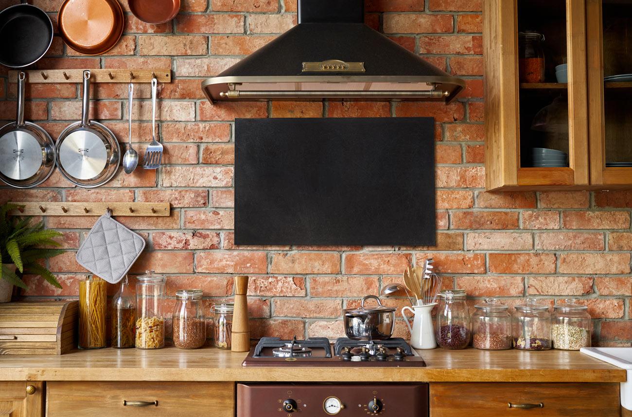 Vediamo insieme alcune idee per progettare una cucina in muratura,. Una Cucina Rustica In Chiave Moderna 12 Ispirazioni Bellissime