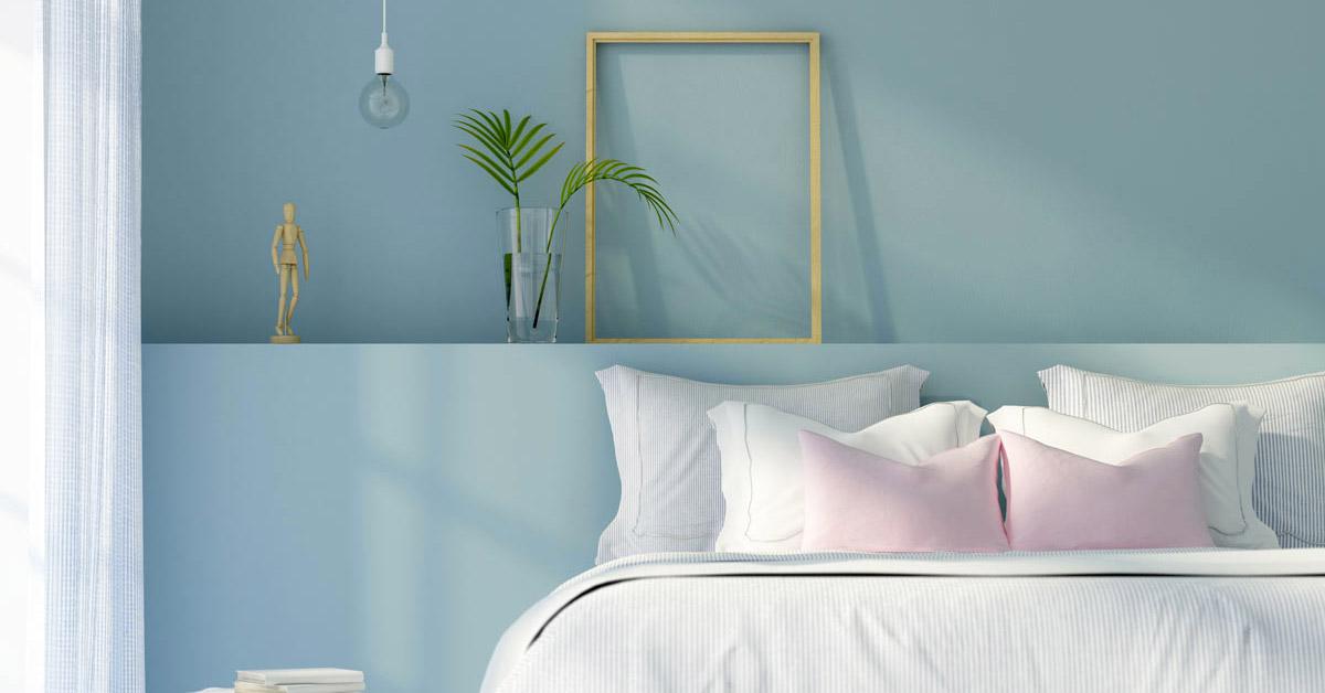 Il colore lilla è molto indicato per le camere da letto perché è distensivo e può riuscire nel realizzare una zona pacifica e rilassante. Scegliere Il Colore Delle Pareti Per La Camera Da Letto 10 Belle Ispirazioni